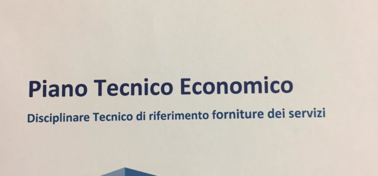 PRONTO IL PIANO INDUSTRIALE SIPI